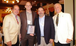 ...with Jack Thomas and Trevor Swartz from Merrill Lynch, Monday Dinner Sponsor